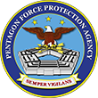 Logo: Pentagon Force Protection Agency